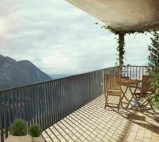 "Elite complex ""Borgo da Mare 2"" with a swimming pool and panoramic views in the village Dobrota"