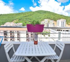 New cozy apartment in a warm and dry house in Budva